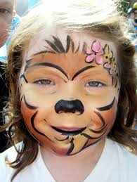 Monkey Makeup Ideas - photo#21