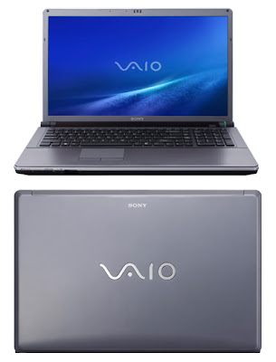 Sony VAIO AW Series VGN-AW450F/H Notebook PC