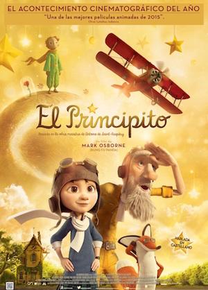 Poster Le Petit Prince 2015