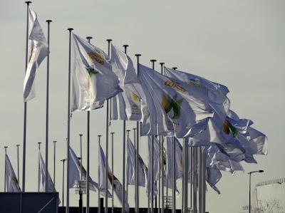 Arriving at COP21