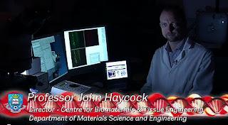 Professor John W Haycock