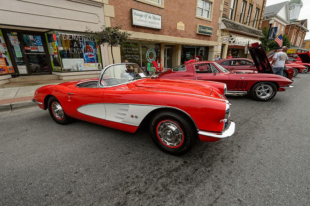 Bob Poole's 1960 Chevrolet Corvette