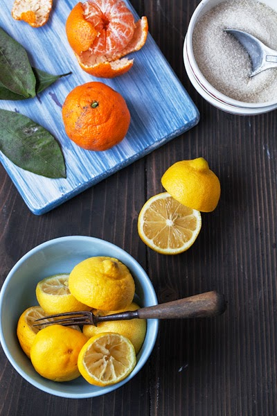 Mandarins and Lemons