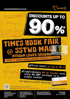 Times Books Fair Sale 2013