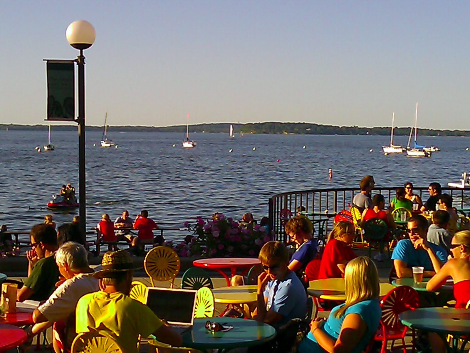The third act the uw madison memorial union for Madison terrace