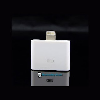 8 Pin to 30 Pin Adapter for iPhone 5