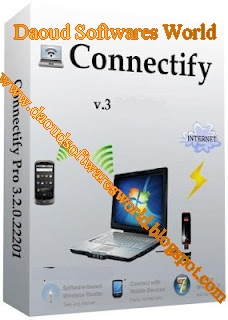 Download Connectify Pro v3.5.1.24187 Full Key/ Serial Number + Patch