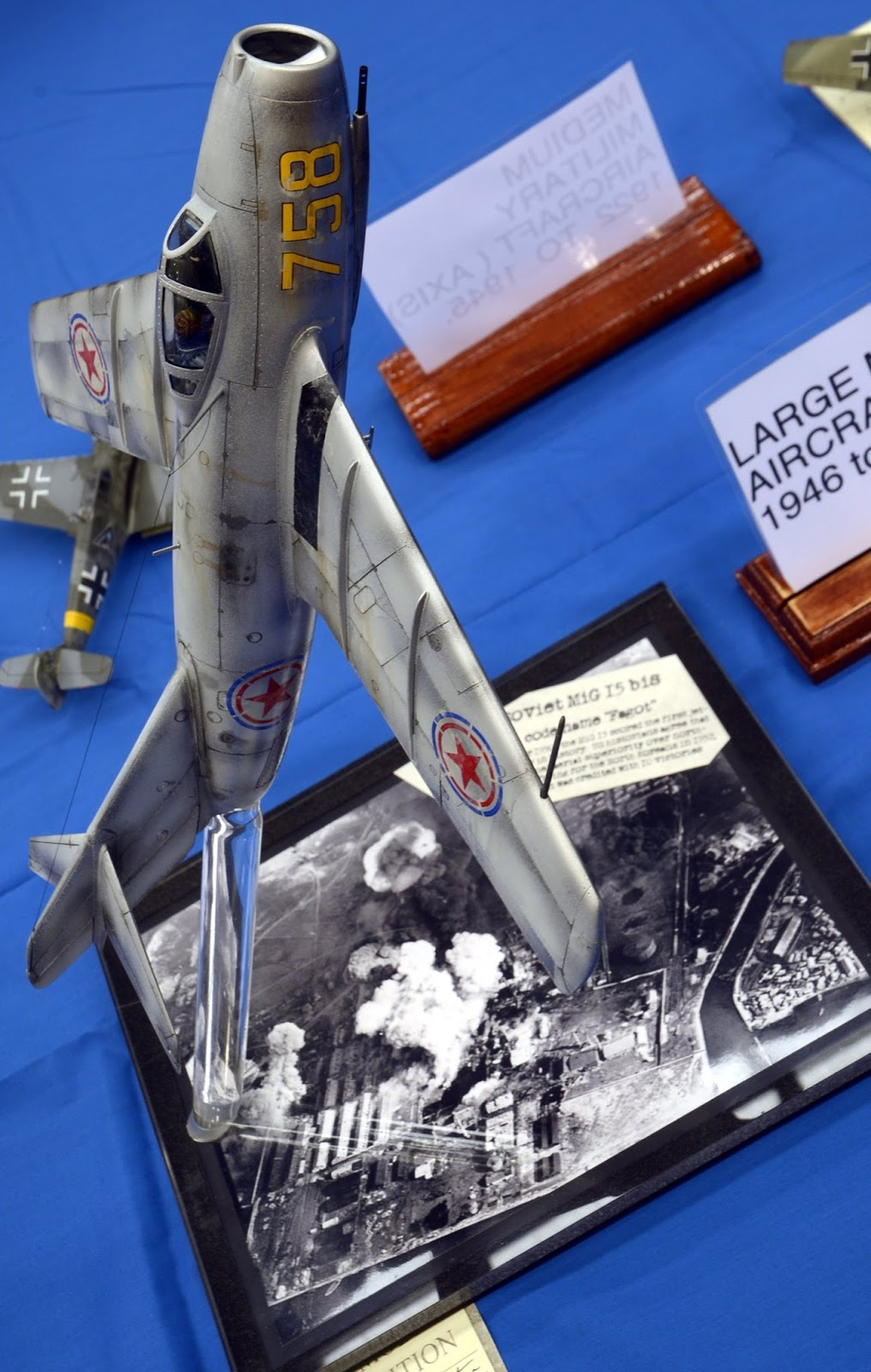 Illawarra Plastic Modellers' Association (IPMA) show galleries - Part II - Aircraft