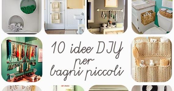 Idee Bagni Piccoli : Mar vi idee diy per bagni piccoli