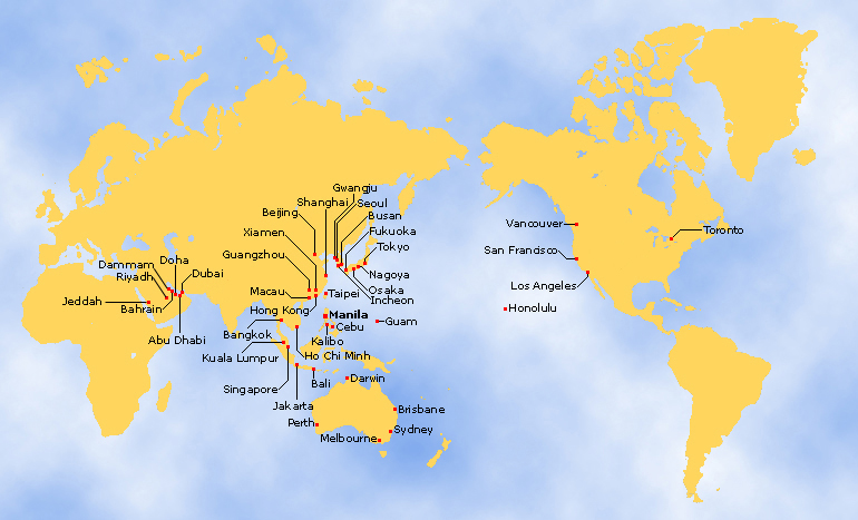 Philippine Airlines Operates Flights To A Number Of International Destinations Including Long Haul Flights To The United States A Country That After The