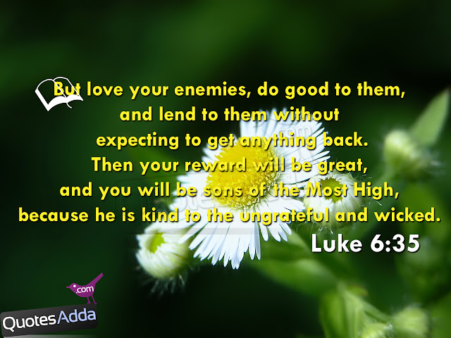 bible quotes about life - photo #45