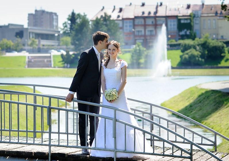 vestuvių fotosesija senvagėje