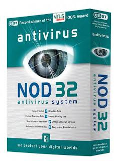 تحميل برنامج نود 32 انتي فيروس مجانا Download NOD32 Antivirus