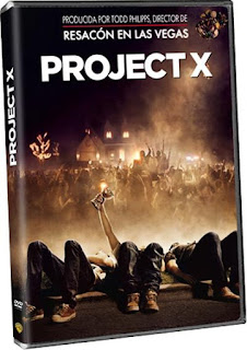 dvd project x