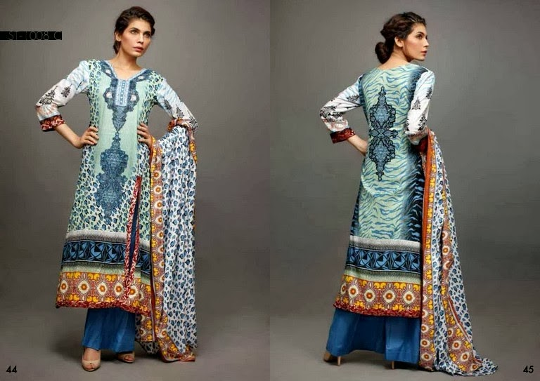 Cultural Style Lawn Collection