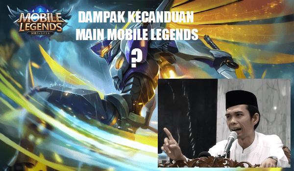 """Ust. Abdul Somad: """"Kecanduan Main Mobile Legend itu Saudaranya Setan"""""""