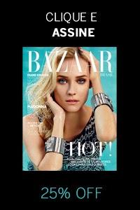 Assine Também Revista Bazaar!