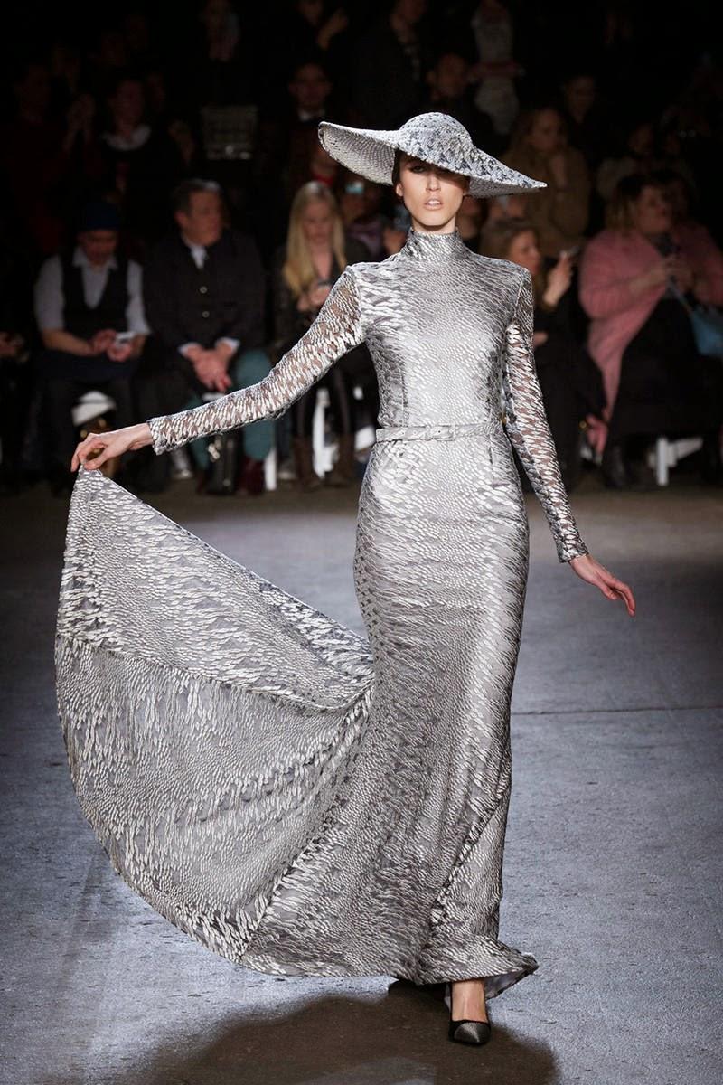 rochie Christian Siriano