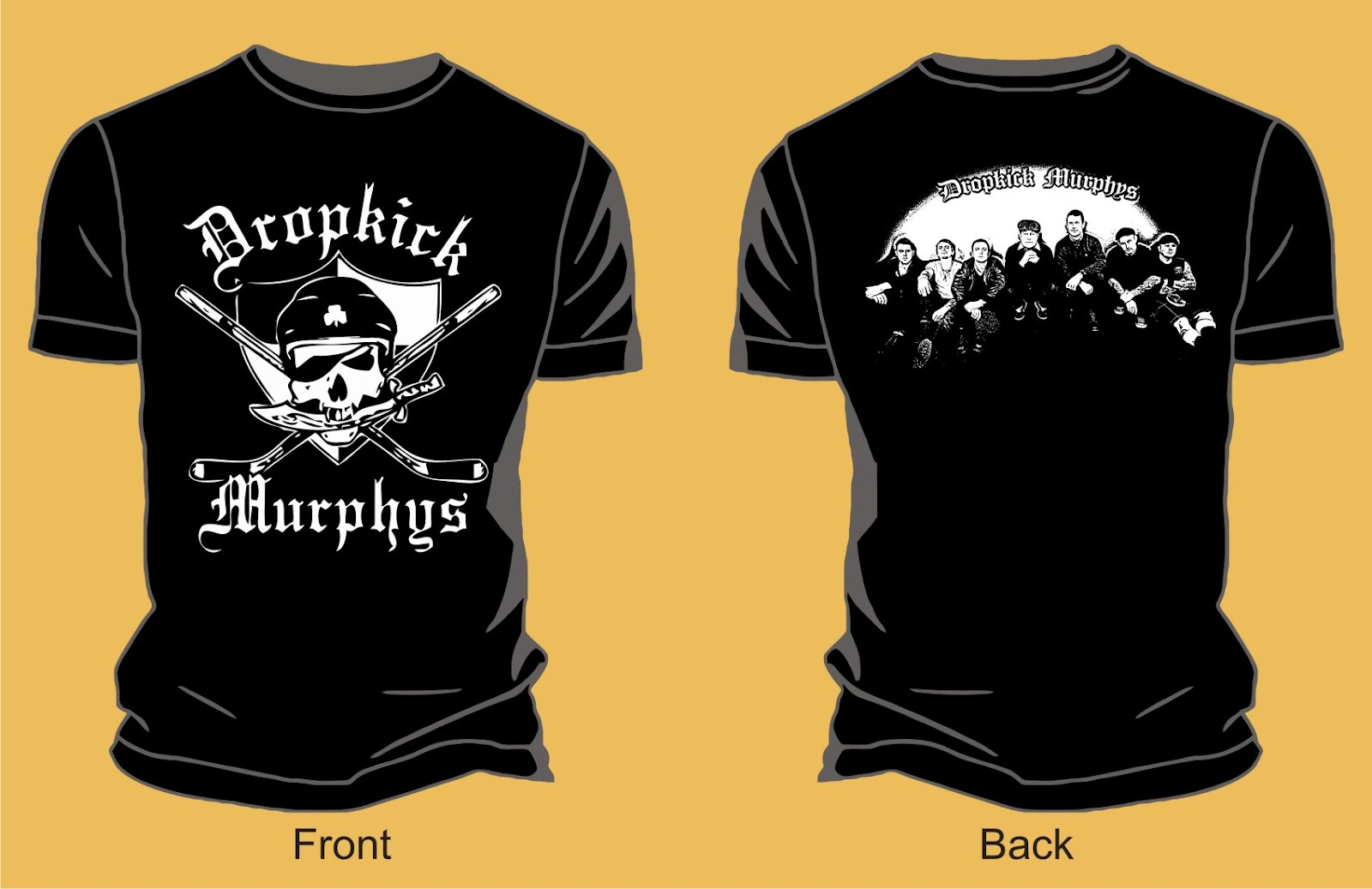 dropkick_murphys-group_vector