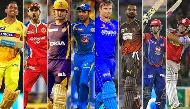 IPL 2015 Schedule Download