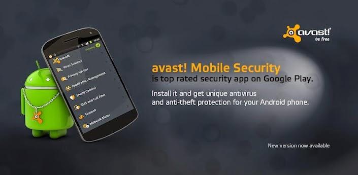 Avast Mobile Security & Antivirus Beta v3.0.7780 Premium APK