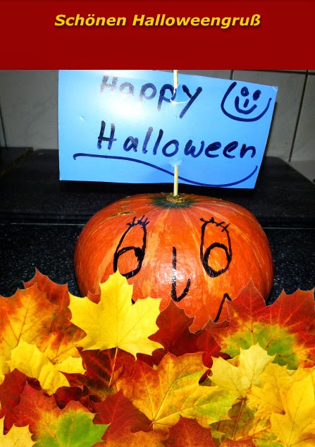 Happy Halloween Grussbilder