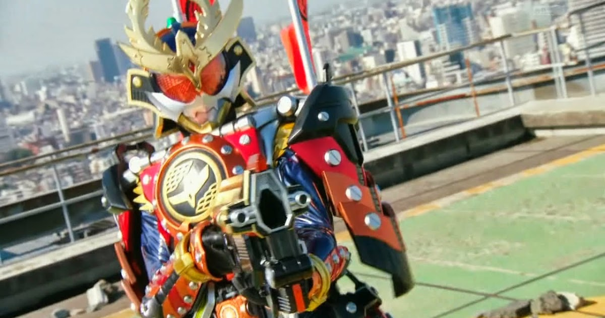 EffendyLiu: Kamen Rider Gaim Episode 23 Sub Indo