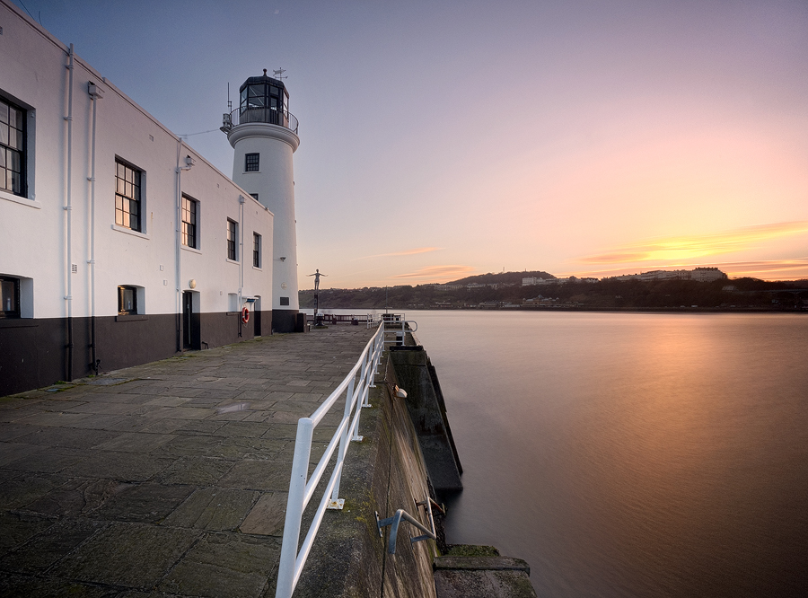 Scarborough lighthouse, Fuji X-T1 with 10-24mm F4