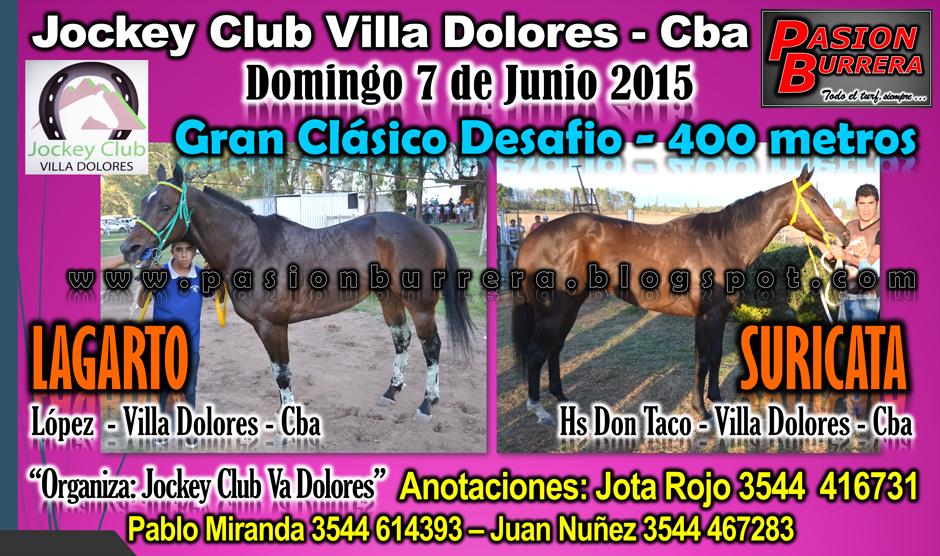 VILLA DOLORES - 7 - 400 metros