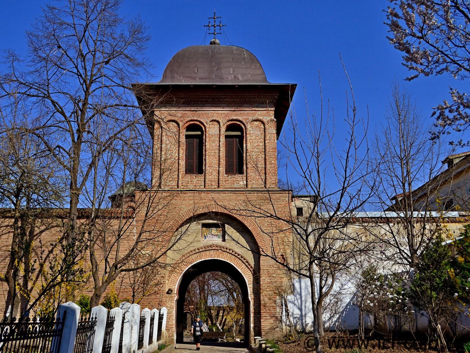 Manastirea Marcuta, Biserica Marcuta
