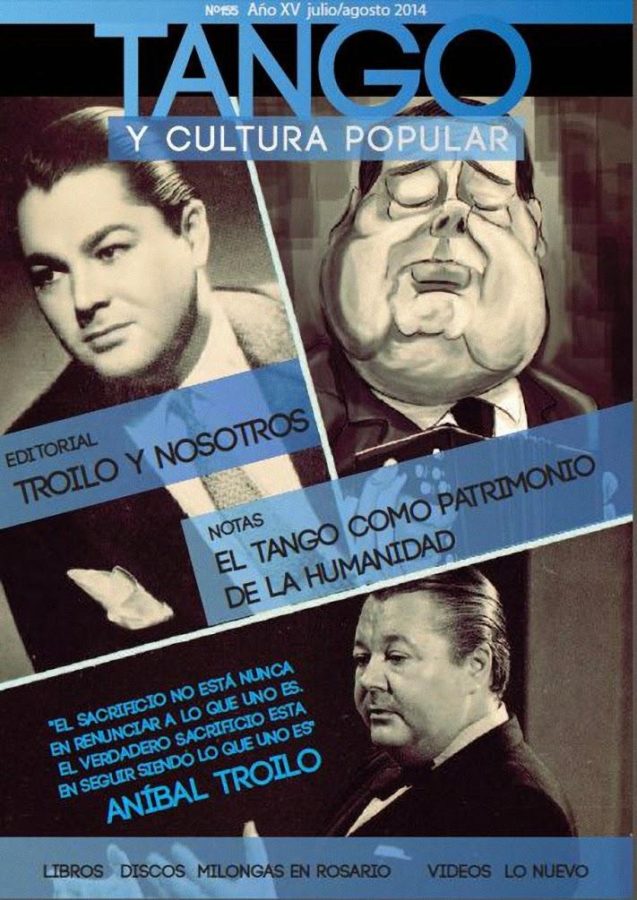 Tango y Cultura Popular N° 155
