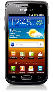 Cara Root Samsung Galaxy W GT-I8150