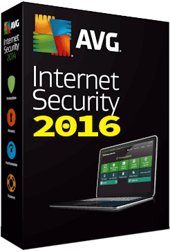 Download AVG Internet Security 2016 (x86/x64) + Serial