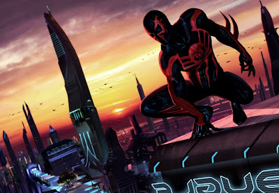Spider-Man 2099 (Marvel Comics) Character Review - 4