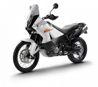 2011 KTM 990 Adventure Dakar