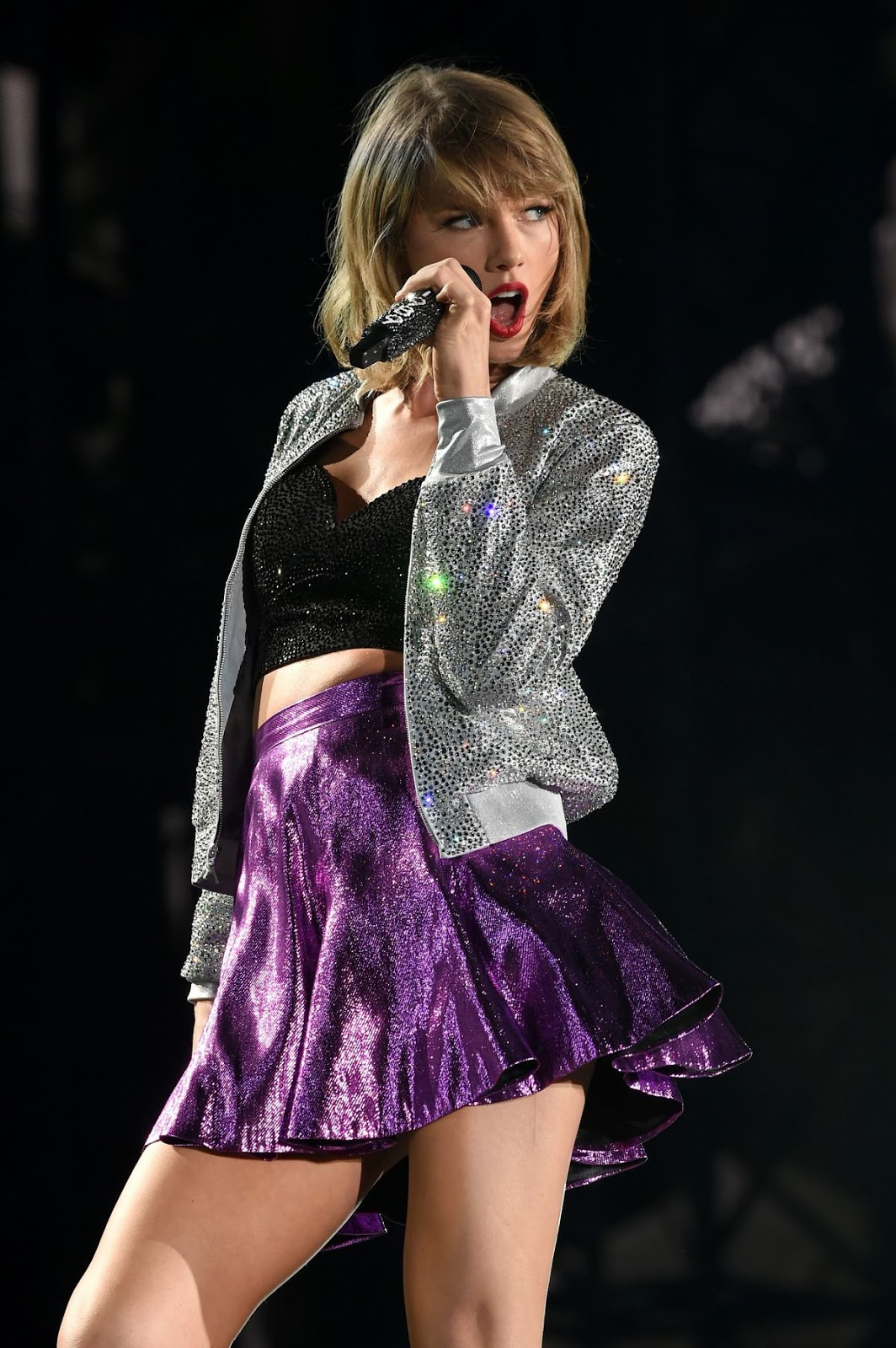 Singer, Actress @ Taylor Swift At 1989 World Tour In Philadelphia