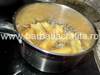 Biscuiti prajiti Banane preparare reteta