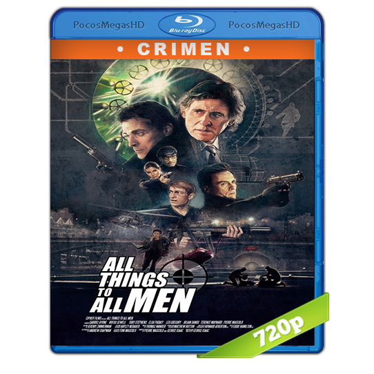 All Things to All Men (2013) BrRip 720p Inglés AC3 5.1+subs