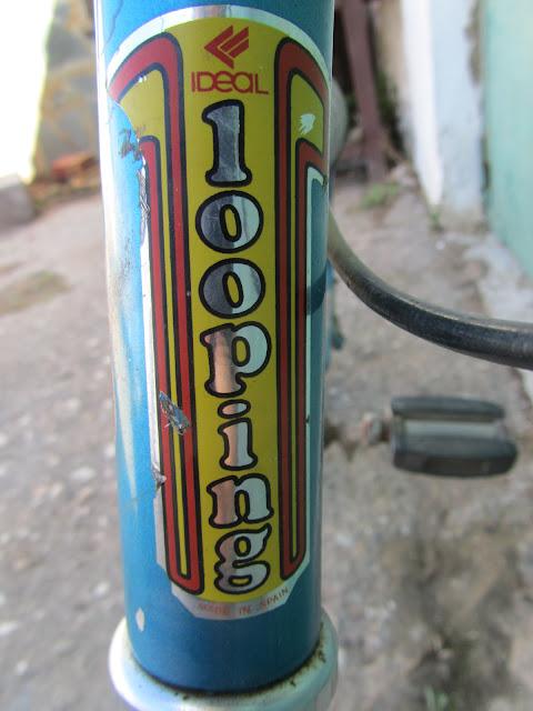 Team Looping  pegatina looping