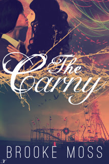 Cover Reveal – The Carny by Brooke Moss
