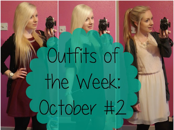 Outfits of the Week: October #2