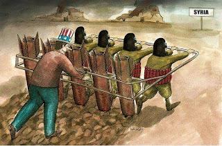 Syria (l) killers. Του Κώστα Βαξεβάνη