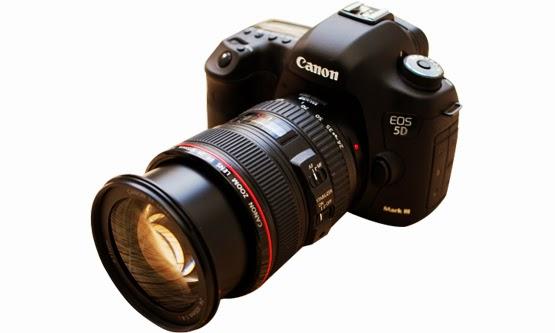 Harga dan Spesifikasi Kamera DSLR Canon EOS 5D Lengkap Terbaru