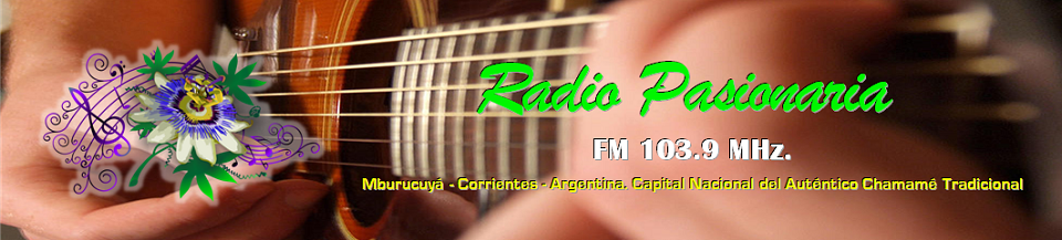 Radio Pasionaria FM 103.9 MHz - Diario de Noticias de Mburucuya