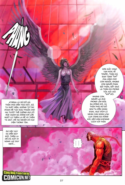 Ba Động Quyền Z Hadouken Zero chap 15 - Trang 27