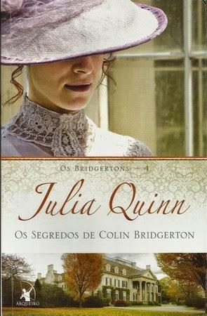 Os Segredos de Colin Bridgerton, de Julia Quinn ~ ::Uma