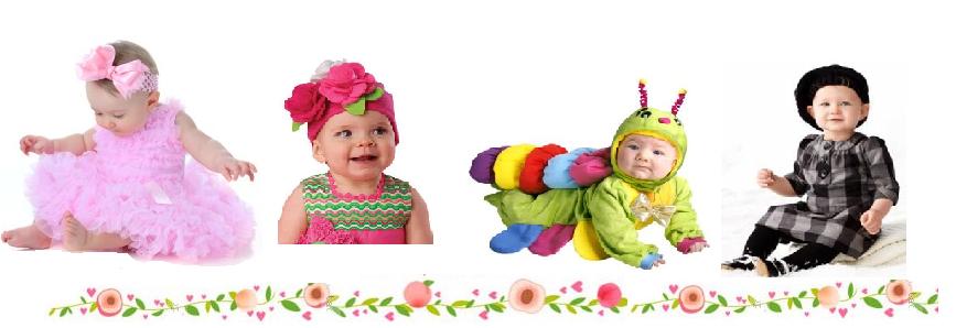Baby Boutique- Pemborong pakaian kanak-kanak