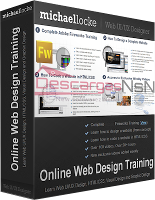 Michael Locke: Web Design Training Course