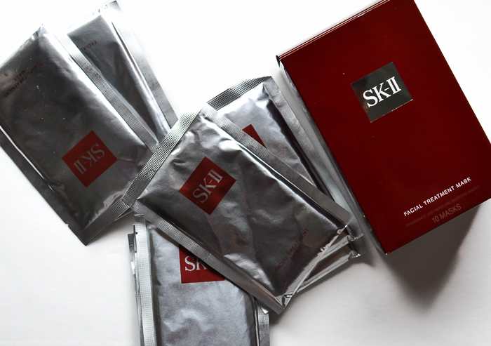 SK-II Facial Treatment Mask Review - How to Use