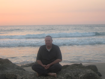 Afternoon Meditation at the Sea Shore